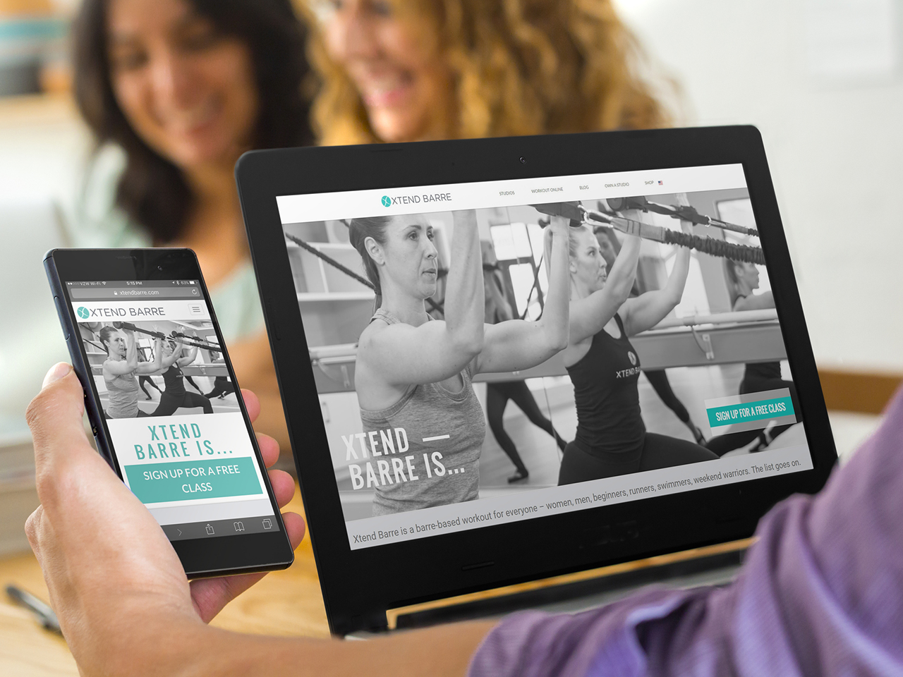 Find the Best Barre Fitness Classes on the New Xtend Barre Website