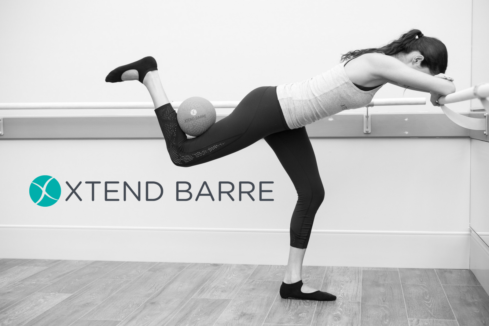 Use Xtend Barre's Fold Over to define the Perfect Butt!