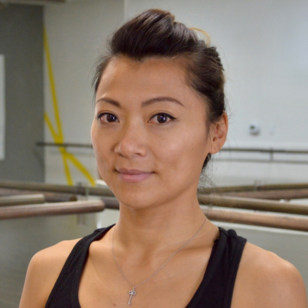 Betty Chiang - Xtend Barre La Verne Instructor