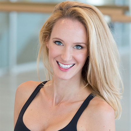 Angie French - Xtend Barre Mosman Instructor
