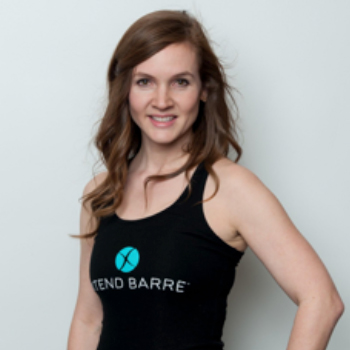 Mary Love - Xtend Barre Old Town Instructor