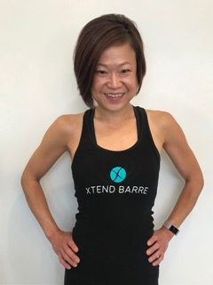 Stephanie Clearwater - Xtend Barre Old Town Instructor
