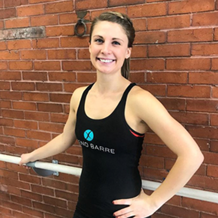 Erica Perry - Xtend Barre Newbury Street Instructor