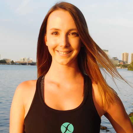 Lauren Flammia - Xtend Barre Newbury Street Instructor