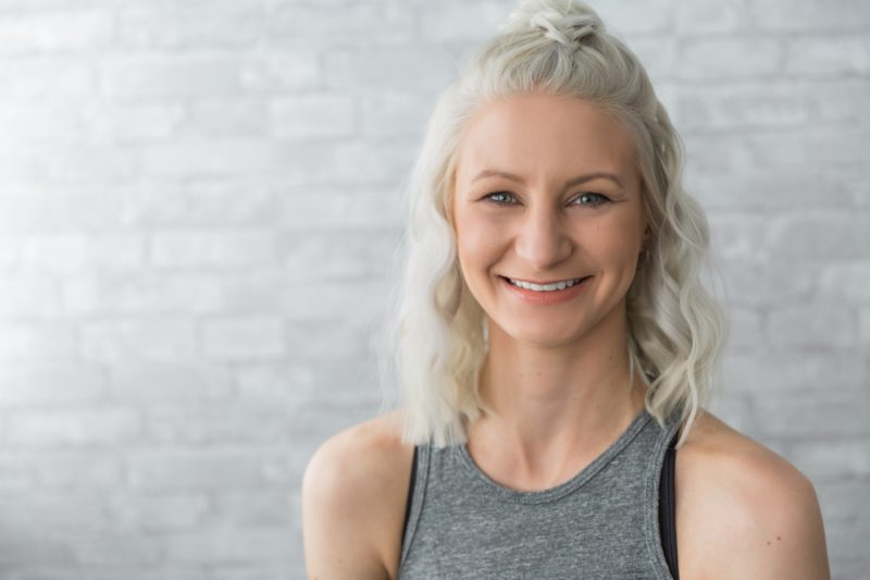 Tiffini Fedoruk - Xtend Barre Edmonton Instructor