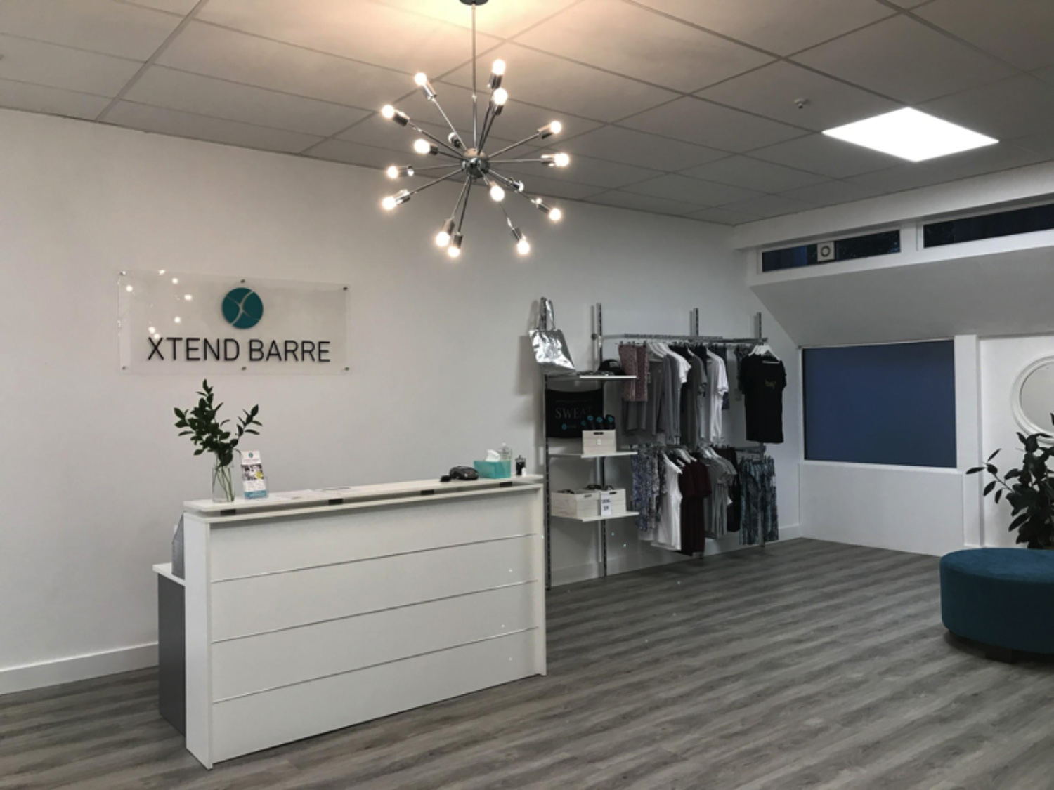 Xtend Barre On The Terrace