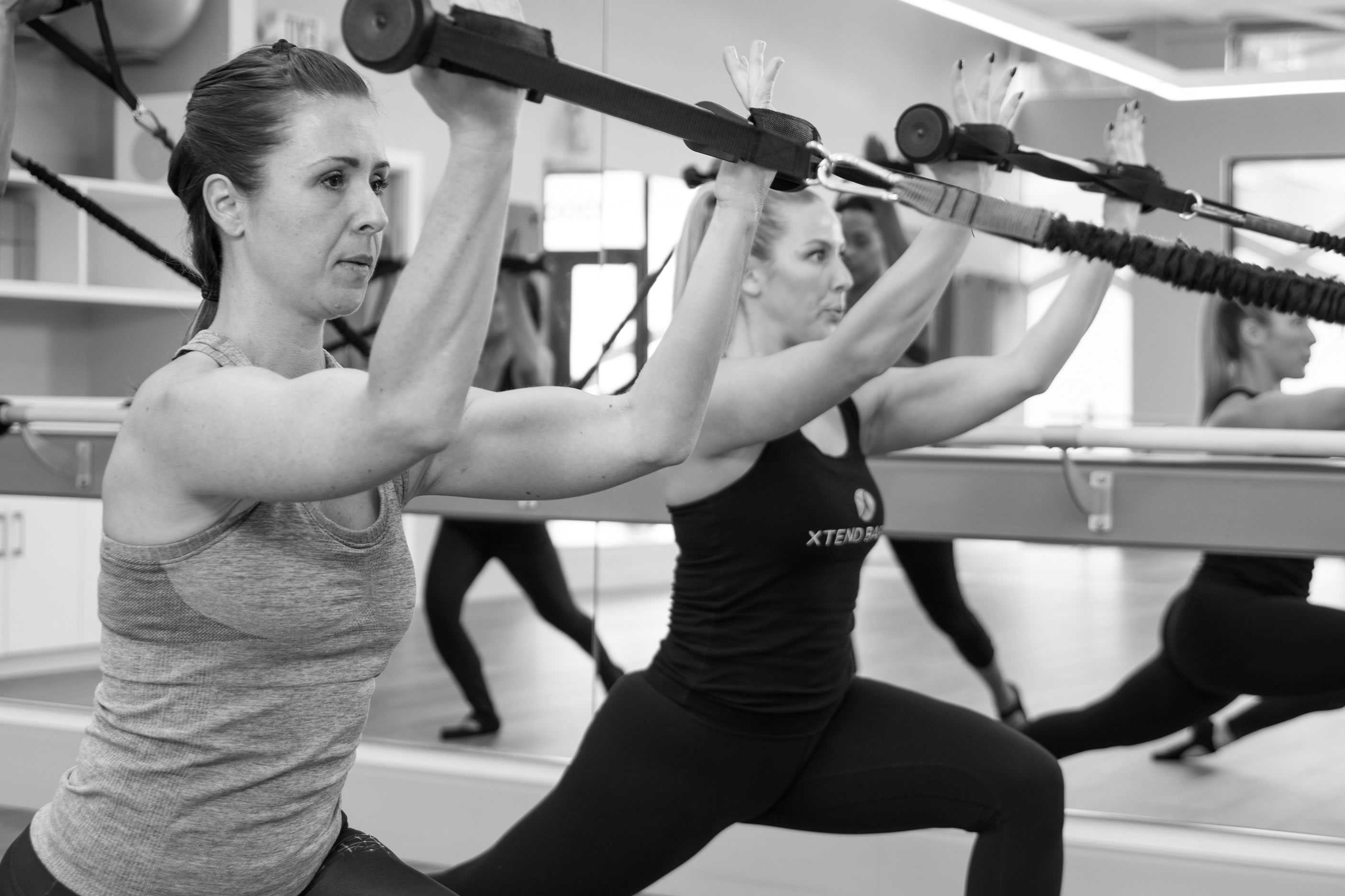 We put the Bar in Xtend Barre